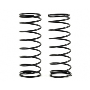 Team Associated RC8B3 Front Shock Spring Set (Grey - 4.7lb/in) (2)