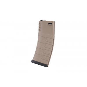 120rd Mid-cap magazine for M4/M16  black/tan
