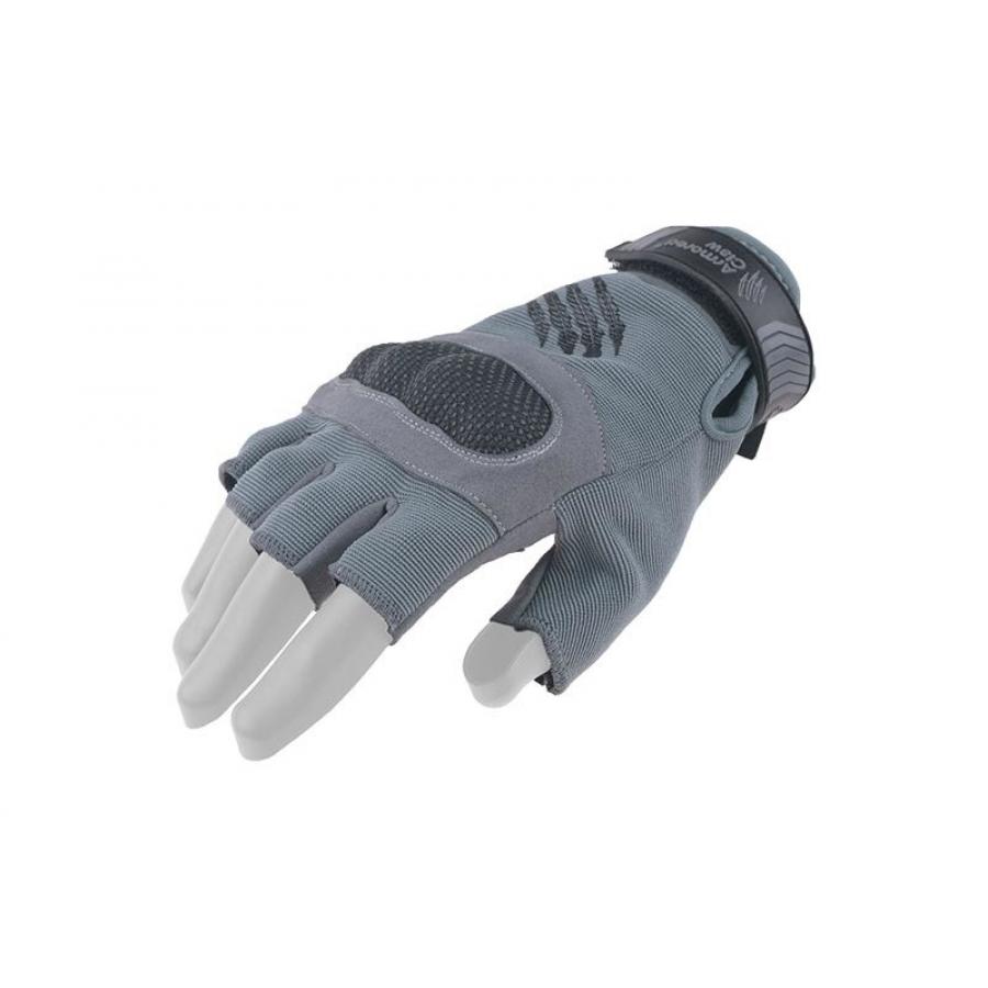 L Dydis Armored Claw Shield Cut Tactical Gloves - Grey