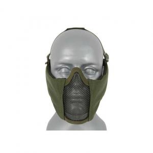 HALF FACE PROTECTIVE MESH MASK 3.0 - OLIVE [CS]